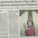 La Voz de Galicia (8 -1 -2015)